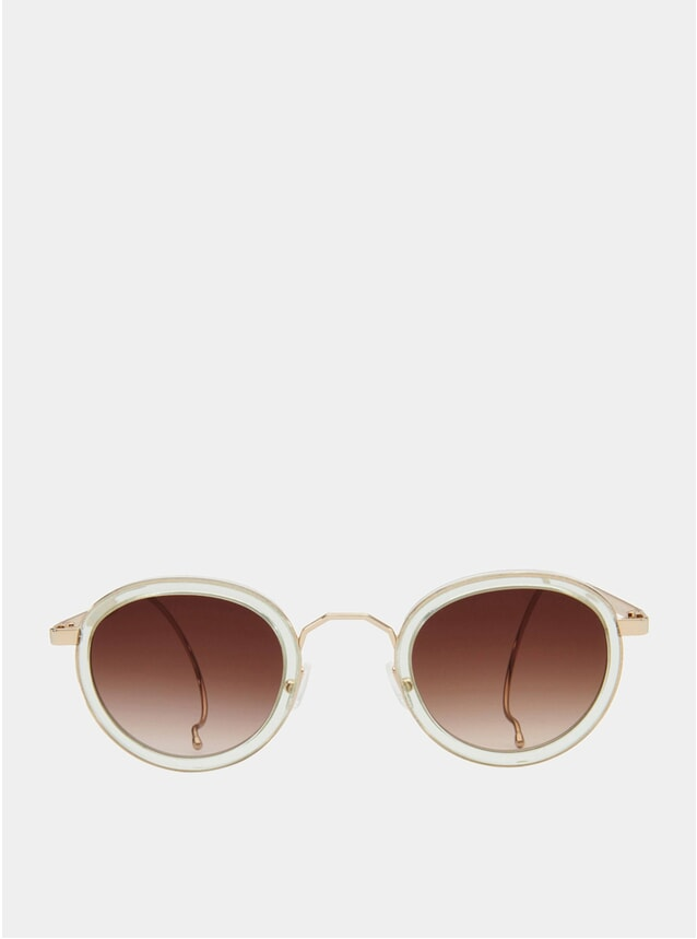 Gradient / Peppermint London Fields Sunglasses