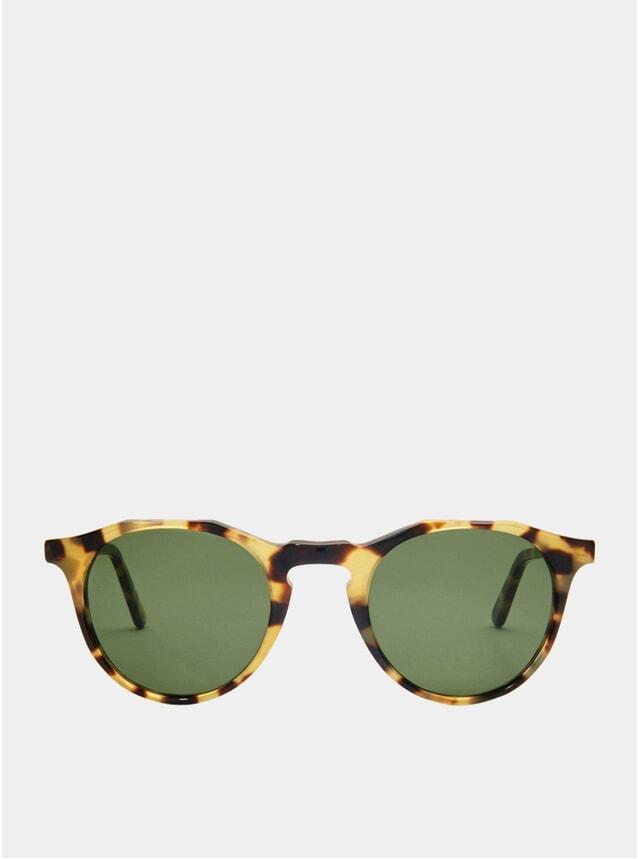 Havana / Green Kallio Sunglasses