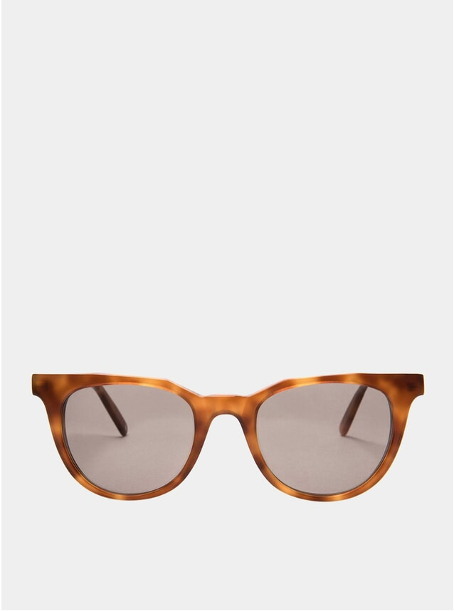 Light Tortoise / Sodermalm Sunglasses