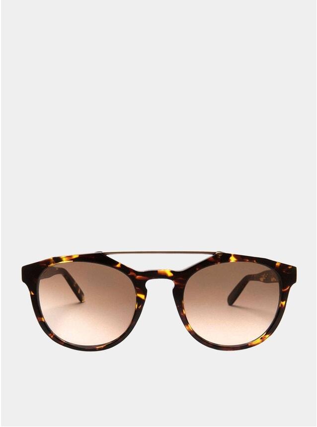 Whiskey / Brown Gradient  Kreuzberg Sunglasses