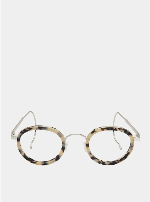 White Tortoise London Fields Glasses