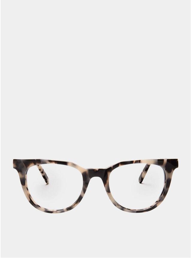 White Tortoise Sodermalm Glasses