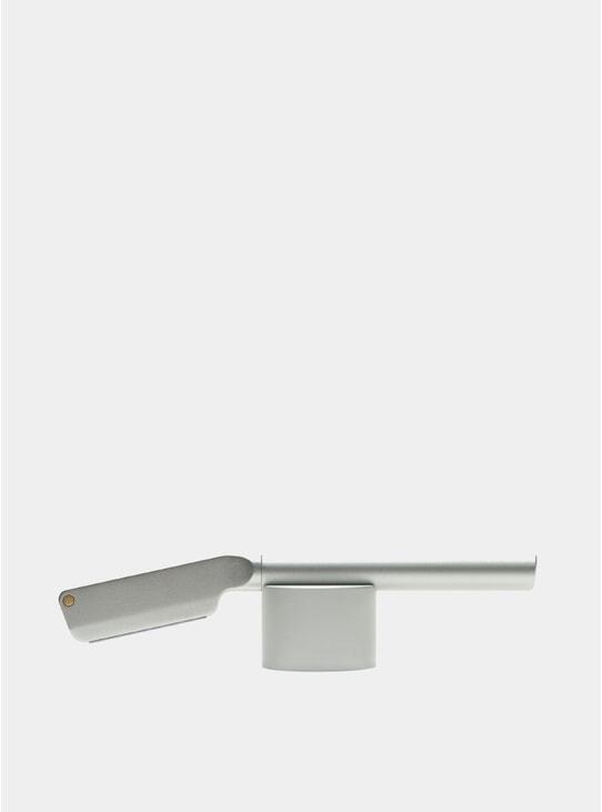 Silver Angle Razor Kit