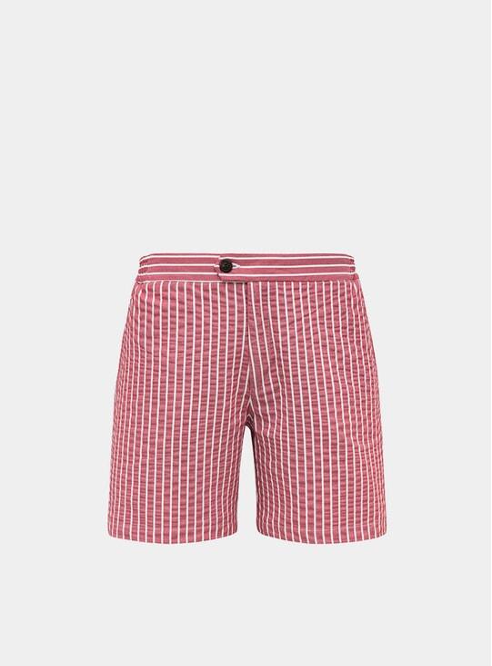Persian Red Tailored Original Swim Shorts