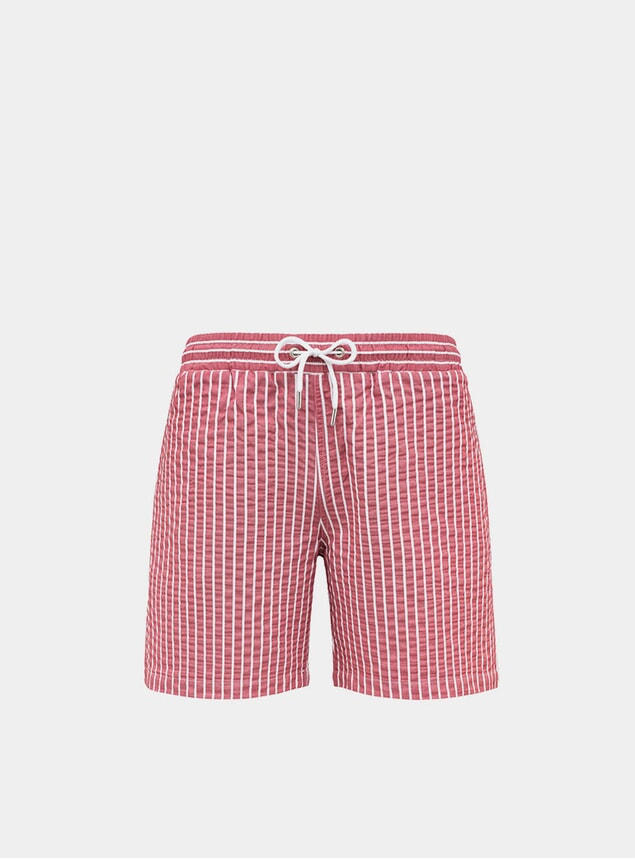 Persian Red Classic Original Swim Shorts