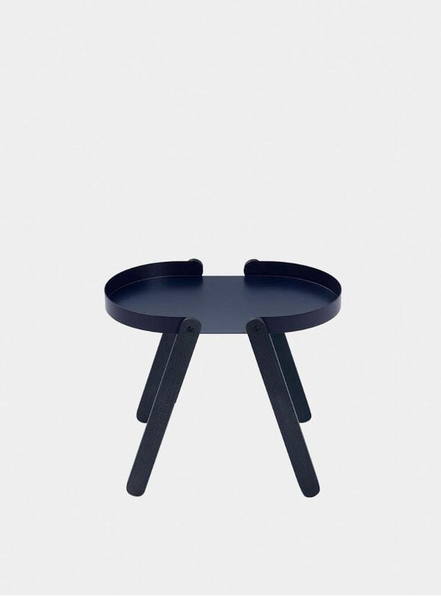 Blue Tepsi Side Table