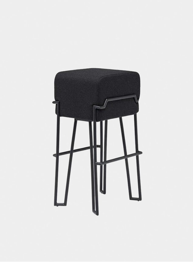 Black Bar Bokk Bar Stool