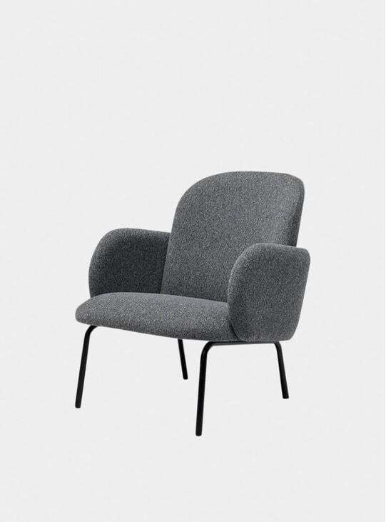 Dark Grey Dost Lounge Chair