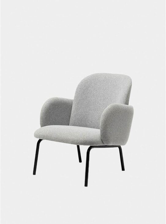 Light Grey Dost Lounge Chair