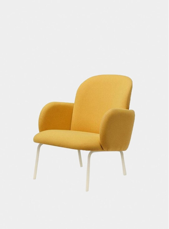 Yellow Dost Lounge Chair