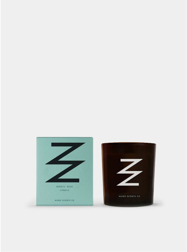 Nordic Musk Candle