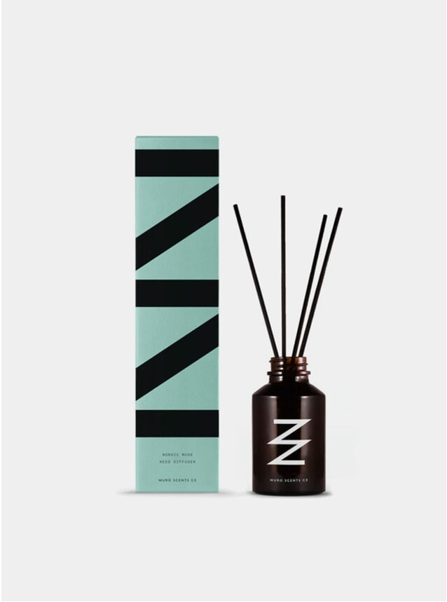 Nordic Musk Reed Diffuser