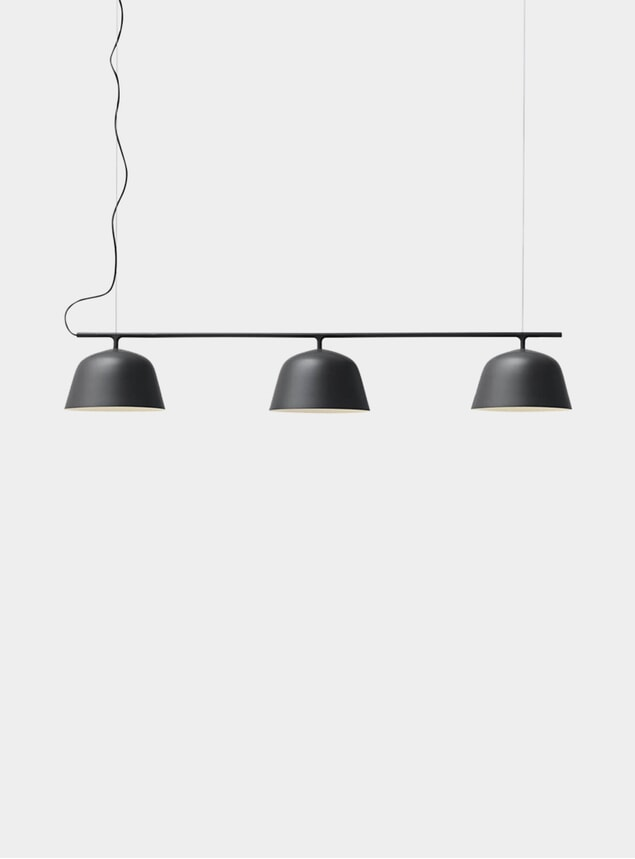 Black Ambit Rail Lamp