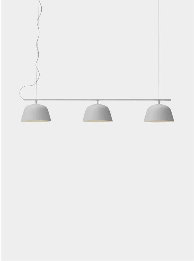 Grey Ambit Rail Lamp