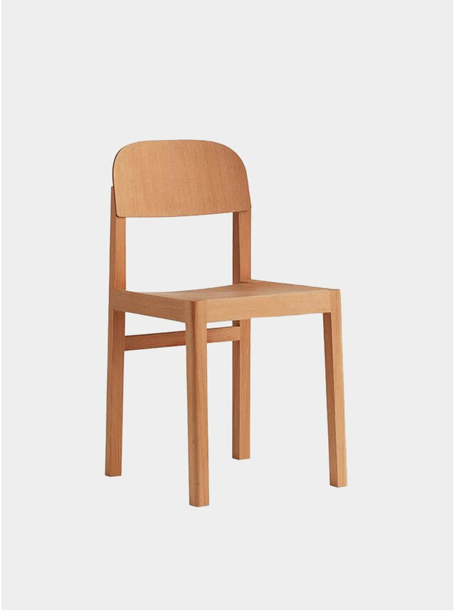 Oregon Pine Workshop Dining Chair