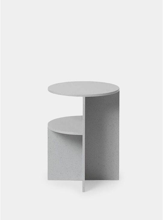 Halves Side Table