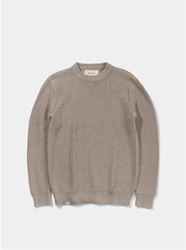 Camel Asker Wool Knit