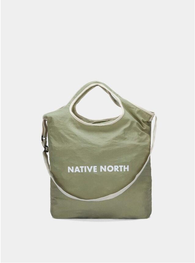 Green Scandi Shoulder Bag