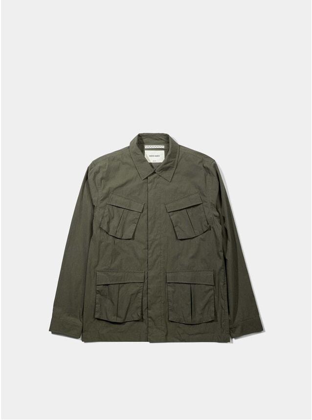 Green Thorvald Paper Jacket