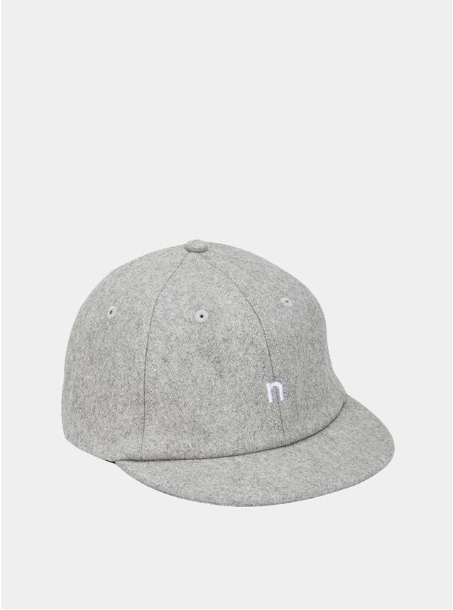 Grey Hurley Wool Cap