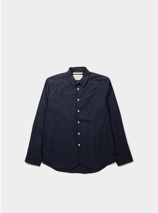 Navy Paper Shirt