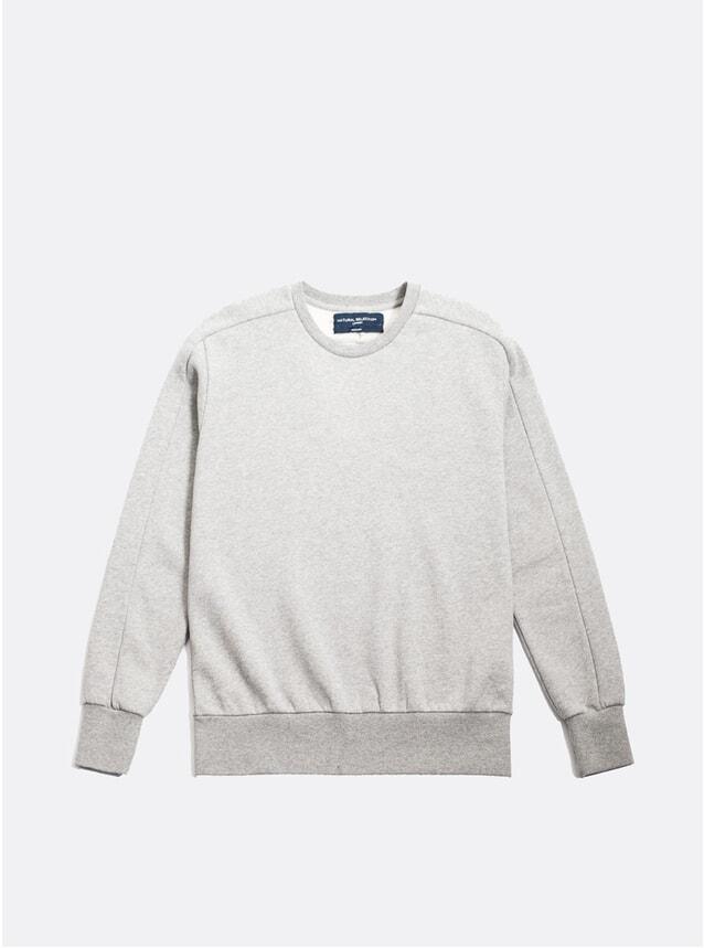 Grey Linear Jumper