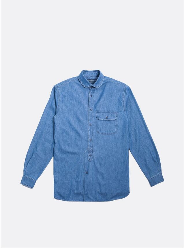 Indigo Stone Studio Shirt
