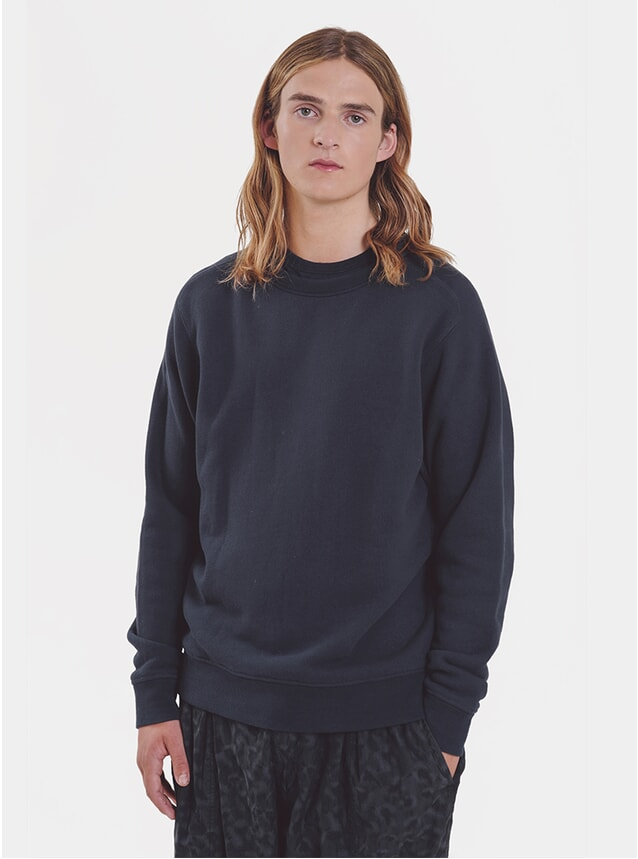 Navy Almost Grown Sweatshirt