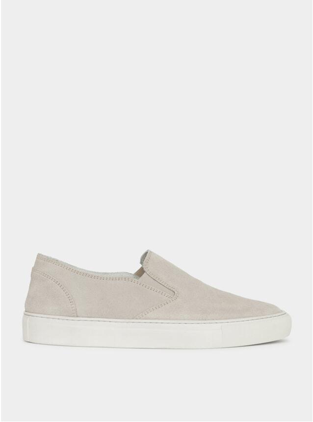Sand Slip-On Sneakers
