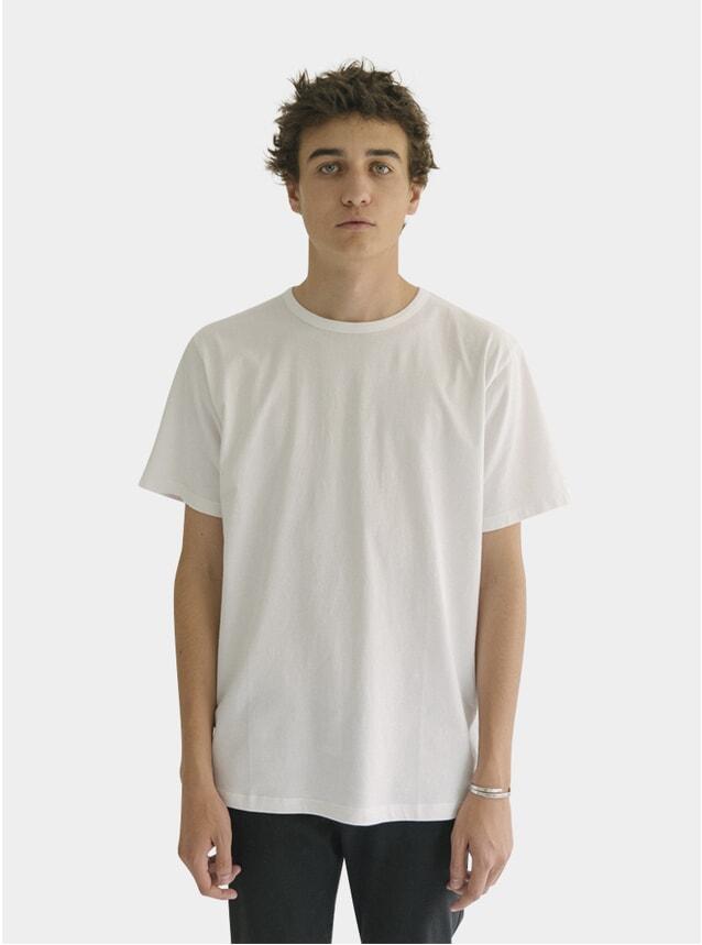 White Comfort T Shirt