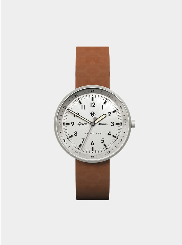 Tan Torpedo Watch