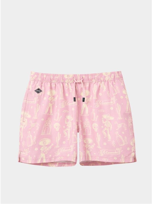La Cucaracha Swim Shorts