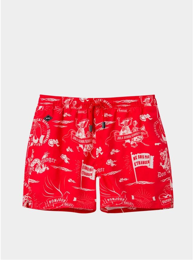 Stranger Swim Shorts