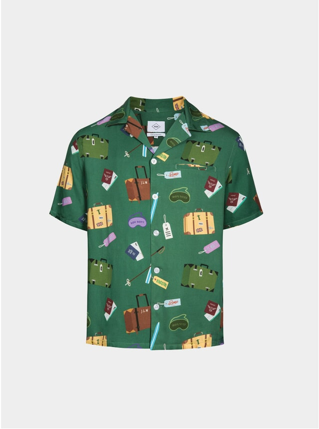 Wes SS Shirt