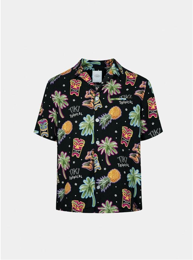 Tiki Tropical Shirt