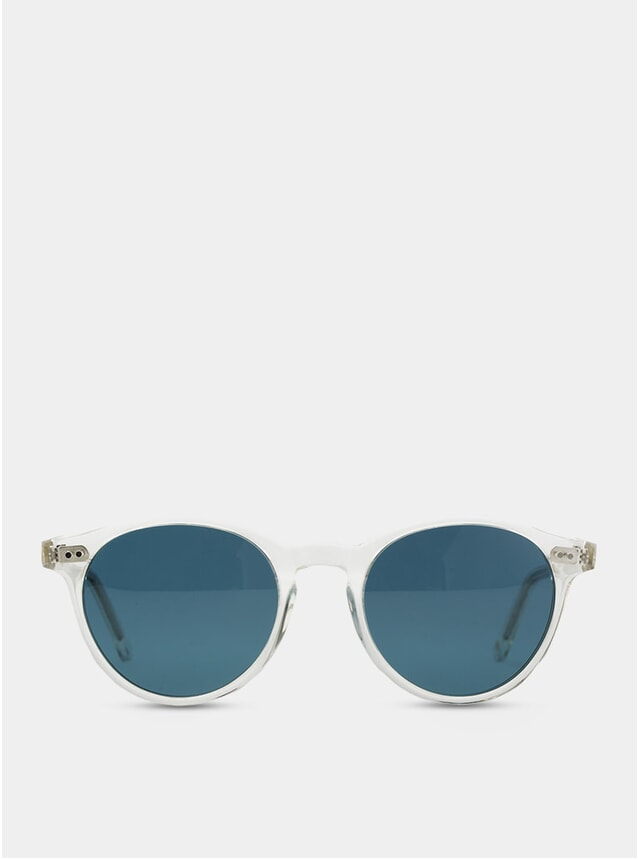Crystal Clear Paris Sunglasses