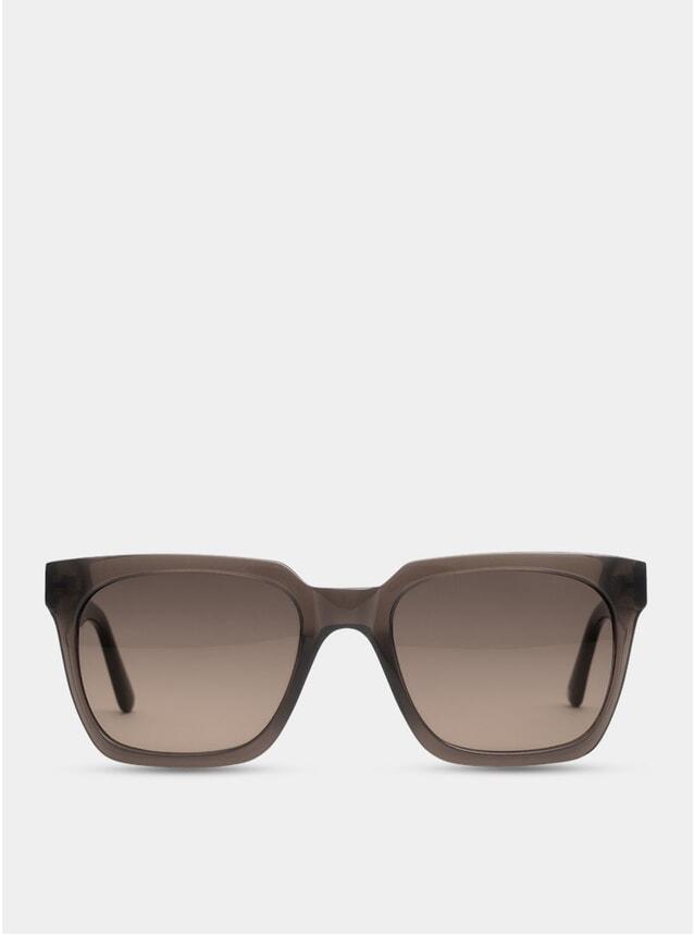 Sepia Grey Oslo Sunglasses