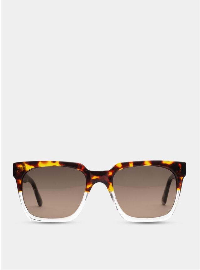 Tortoise Split Oslo Sunglasses