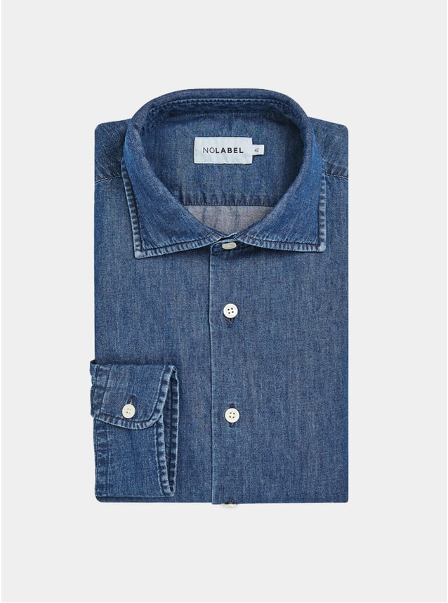 Dark Indigo Denim Specialist Shirt
