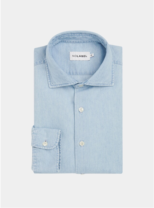 Light Indigo Denim Specialist Shirt