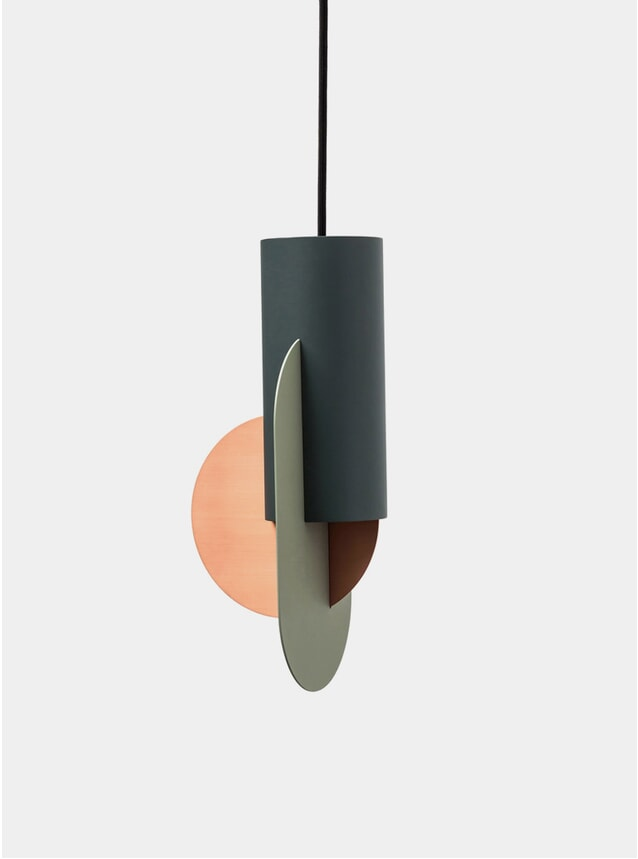 Suprematic Three CS1 Pendant Light