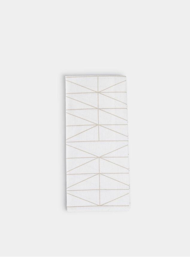Natural York Linen Tea Towel