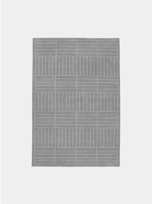 Grey Lux 1 Rug