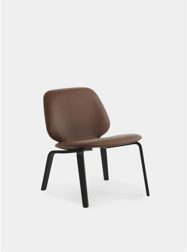 Brown / Black Ultra Lounge My Chair