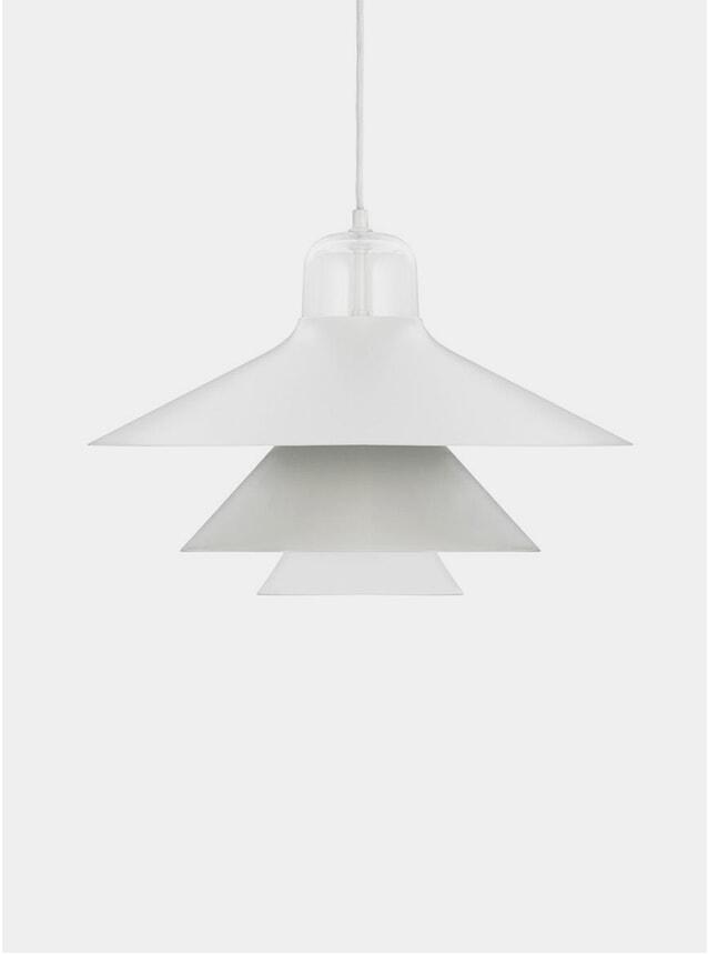 Grey Ikono Large EU Lamp
