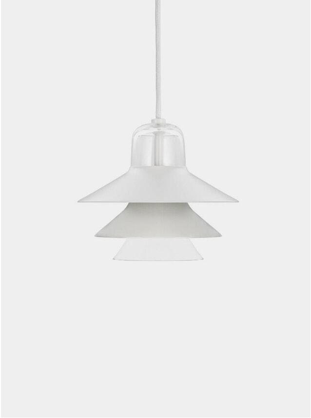 Grey Ikono Small EU Lamp