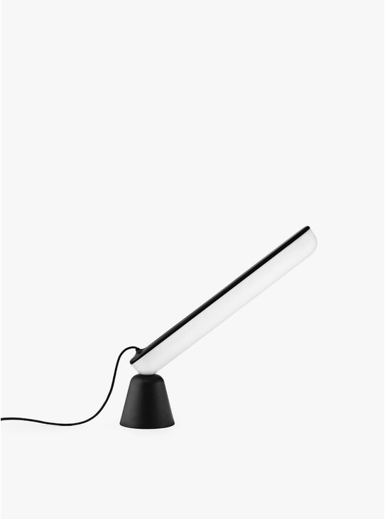 Black Acrobat Table Lamp