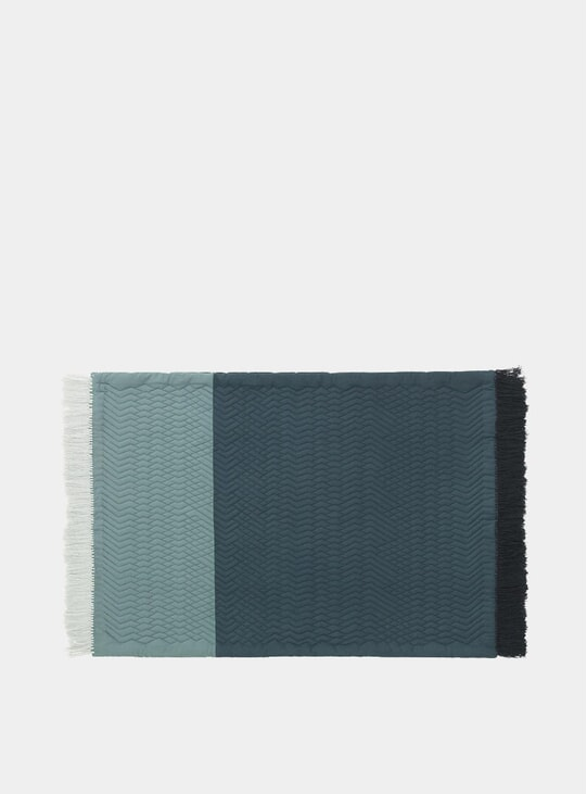 Blue Trace Rug