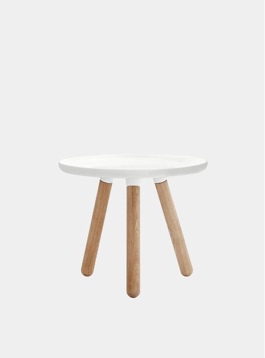 White Tablo Small Table