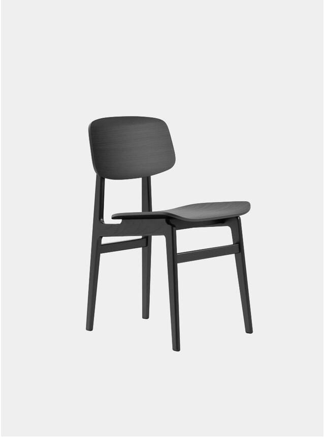 Black NY11 Dining Chair